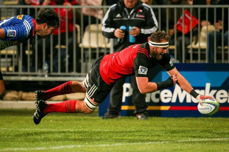 Kieran Read, who missed the first six rounds of the Super competition following wrist surgery, became the third senior All Black to go on the injured list in three days