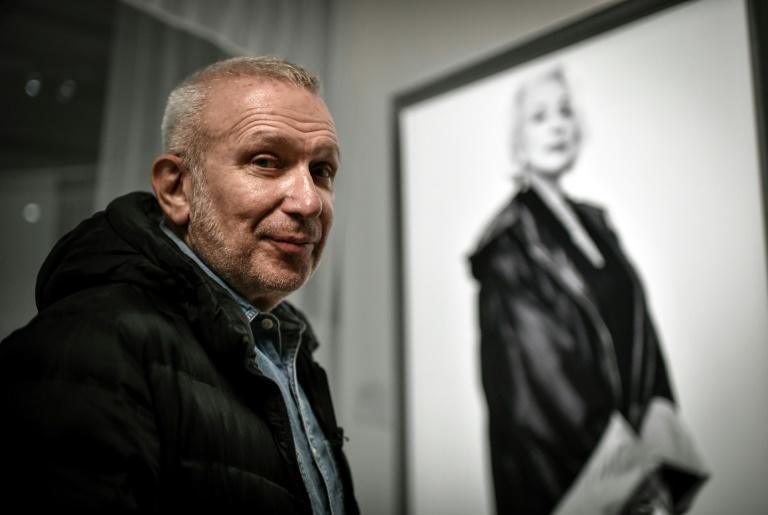 Gaultier has straddled the worlds of film and fashion (AFP/STEPHANE DE SAKUTIN)