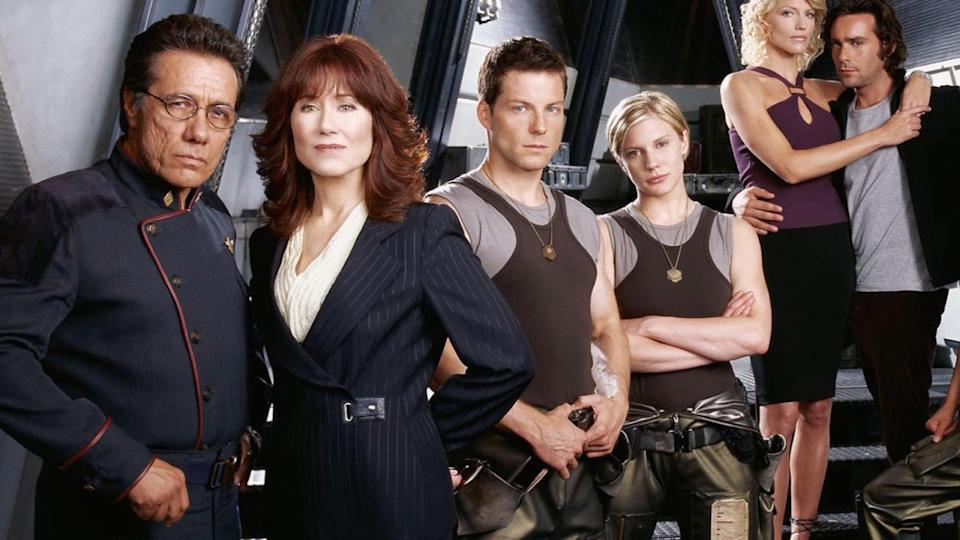 <p> The original&#xA0;Battlestar Galactica&#xA0;was a disco-infused attempt to cash in on the success of&#xA0;Star Wars. Unfortunately, big-screen production values weren&#x2019;t enough to stop US network ABC from pulling the plug after just one season, as declining ratings and spiralling costs proved an even bigger threat than the Cylons.&#xA0; </p> <p> The story resumed less than a year later, however, in the form of Galactica 1980, a sequel/spin-off that saw the Colonial fleet discovering Earth, yet featured few of the original cast. The resulting low-budget show was much duller than any show featuring flying motorbikes has any right to be &#x2013; and lasted even fewer episodes than the original. </p>