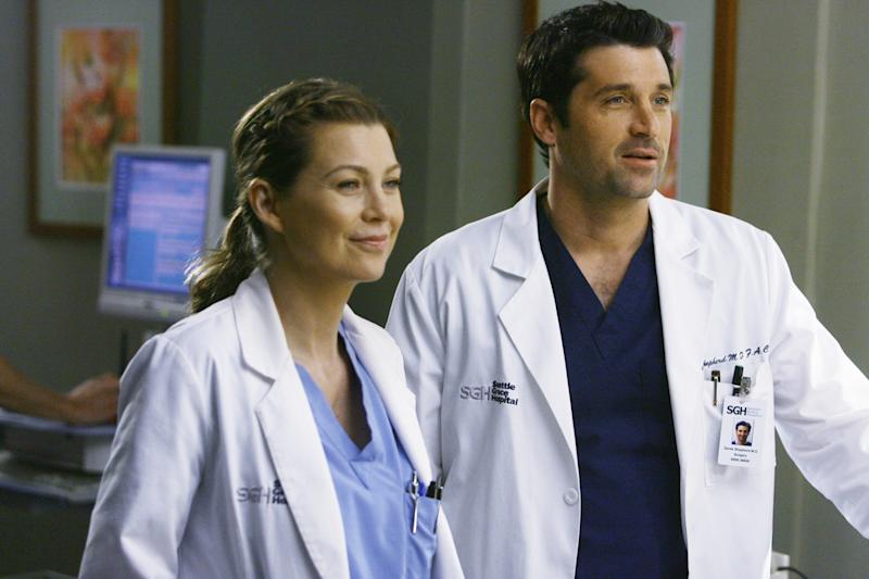 Grey's Anatomy Almost Had a Totally Different (and Really Bad) Title