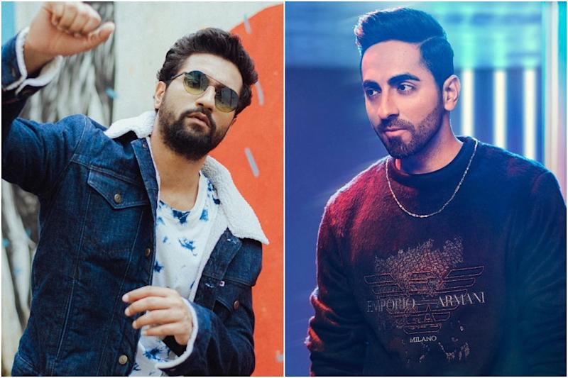 Ayushmann Khurrana and I are Connected Somewhere, Says Vicky Kaushal