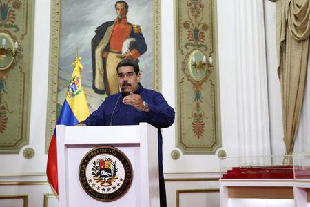 USA  sanctions Russia-based bank over Venezuela business