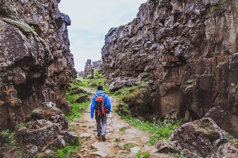Thingvellir National Park - Credit: GETTY