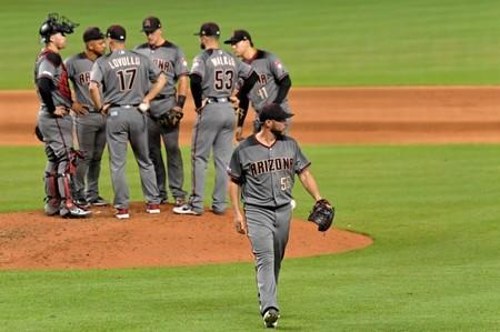 MLB: Arizona Diamondbacks at Miami Marlins