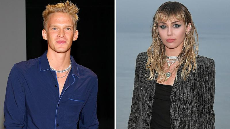 """Cody Simpson Discusses Relationship With Miley Cyrus: """"We Get Along So Well"""""""