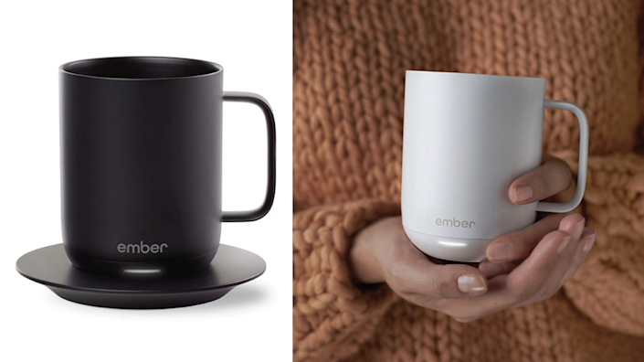 Best coworker gifts 2020: Ember Temperature Control Smart Mug
