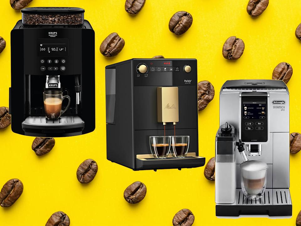 From lattes to expressos, enjoy it super-fresh without leaving home (The Independent/iStock)