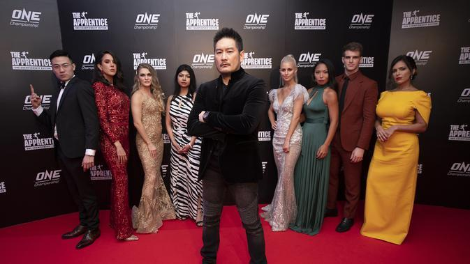 The Apprentice: ONE Championship Edition (Getty Images)