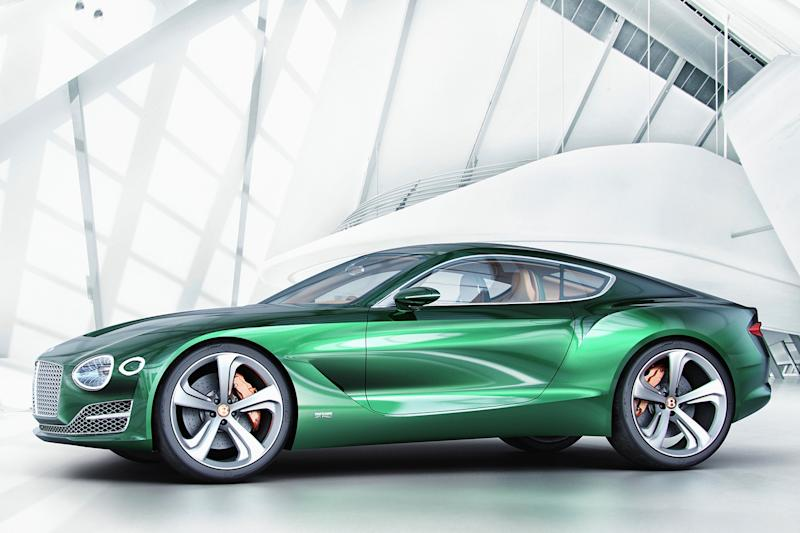 Will Bentley Be The Next Vw Group Brand To Build An Electric Car