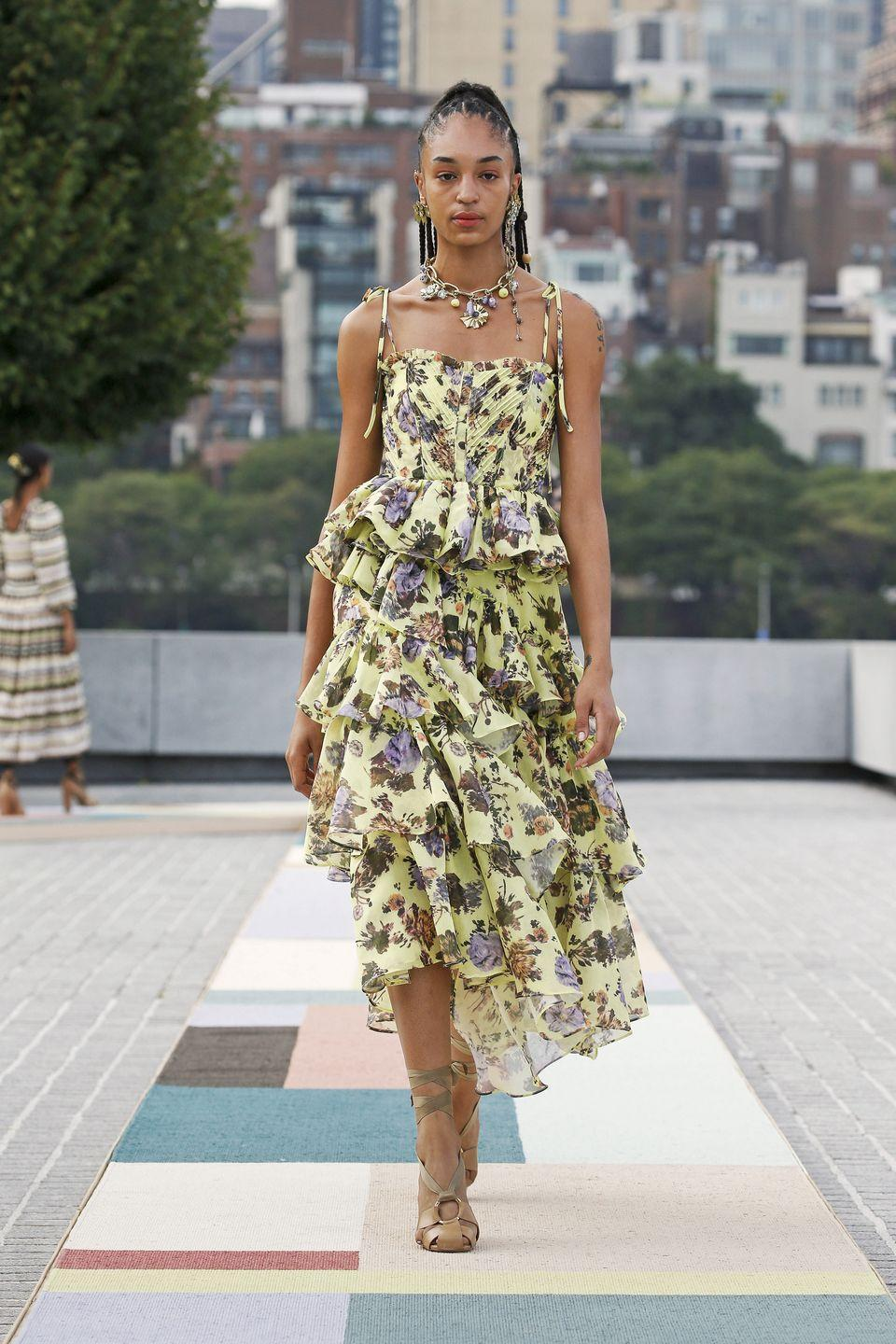 """<p>""""Florals? For Spring? Groundbreaking."""" Miranda Priestly might have said it first, but it rings true every spring. And for spring 2021? Especially true in jewelry form.<br><br><em>Ulla Johnson</em></p>"""