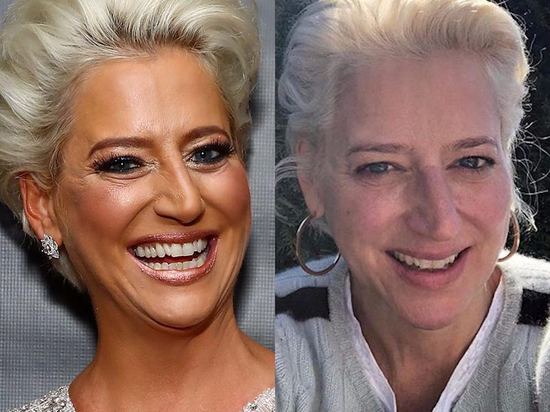 dorinda without makeup