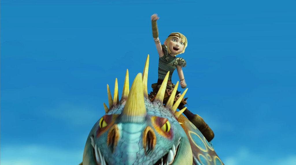 DreamWorks Dragons: Riders of Berk