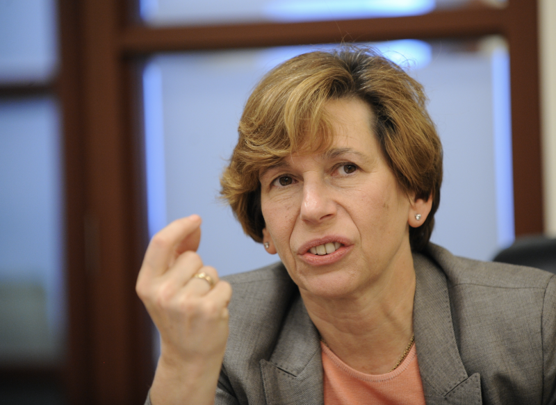 AFT President Randi Weingarten. (Photo: Mark Bonifacio/NY Daily News via Getty Images)