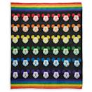 <p>The <span>Mickey Mouse Throw Blanket</span> ($40) will easily become your favorite throw. It's currently sold out online, but check back for restocks!</p>