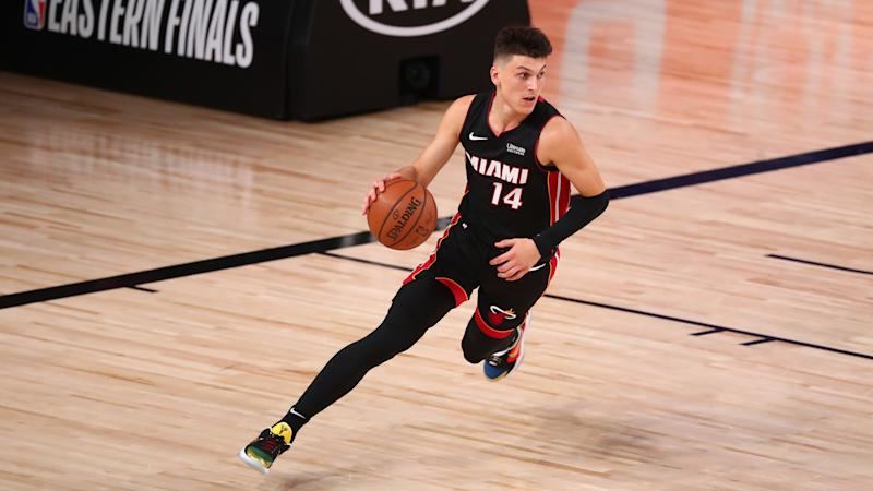 Celtics Are Left Playing The If Only Game With Heat Rookie Tyler Herro