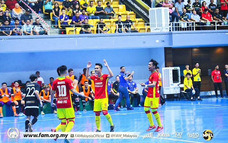 Selangor show intent in inaugural MPFL round