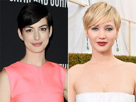 """Anne Hathaway Left Jennifer Lawrence's Silver Linings Playbook Role Over """"Creative Differences"""" With Director"""