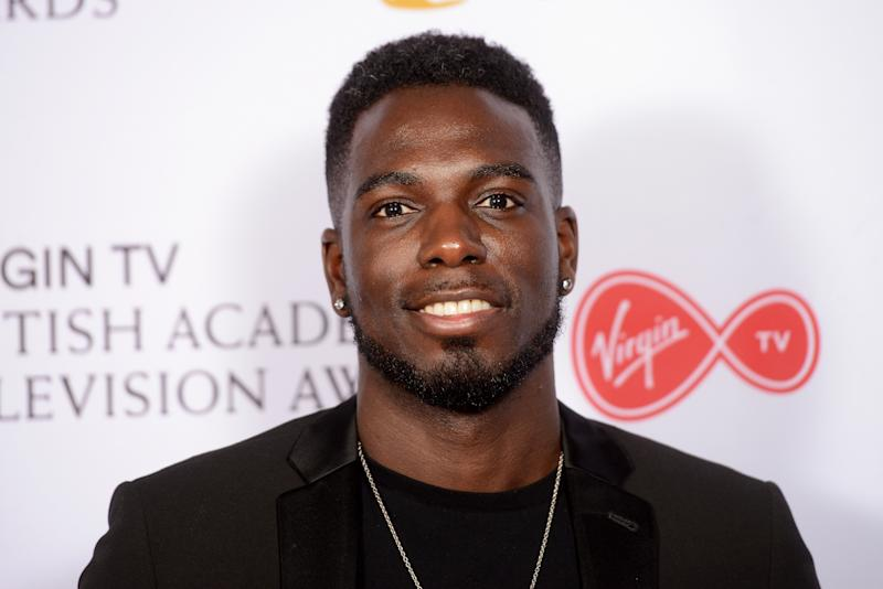 Marcel Somerville attends the Virgin TV BAFTA nominees' party at Mondrian London on April 19, 2018 in London, England. (Photo by Dave J Hogan/Dave J Hogan/Getty Images)