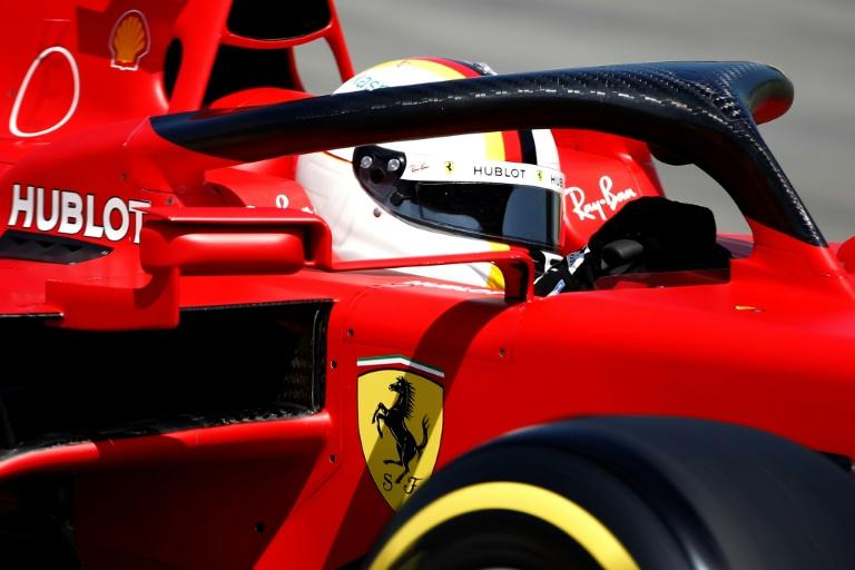 Vettel puzzled by car after Spanish GP qualifying flop