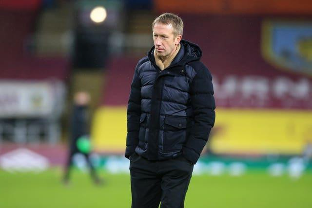 Graham Potter has impressed with his style of play at Brighton, even if results have not always followed