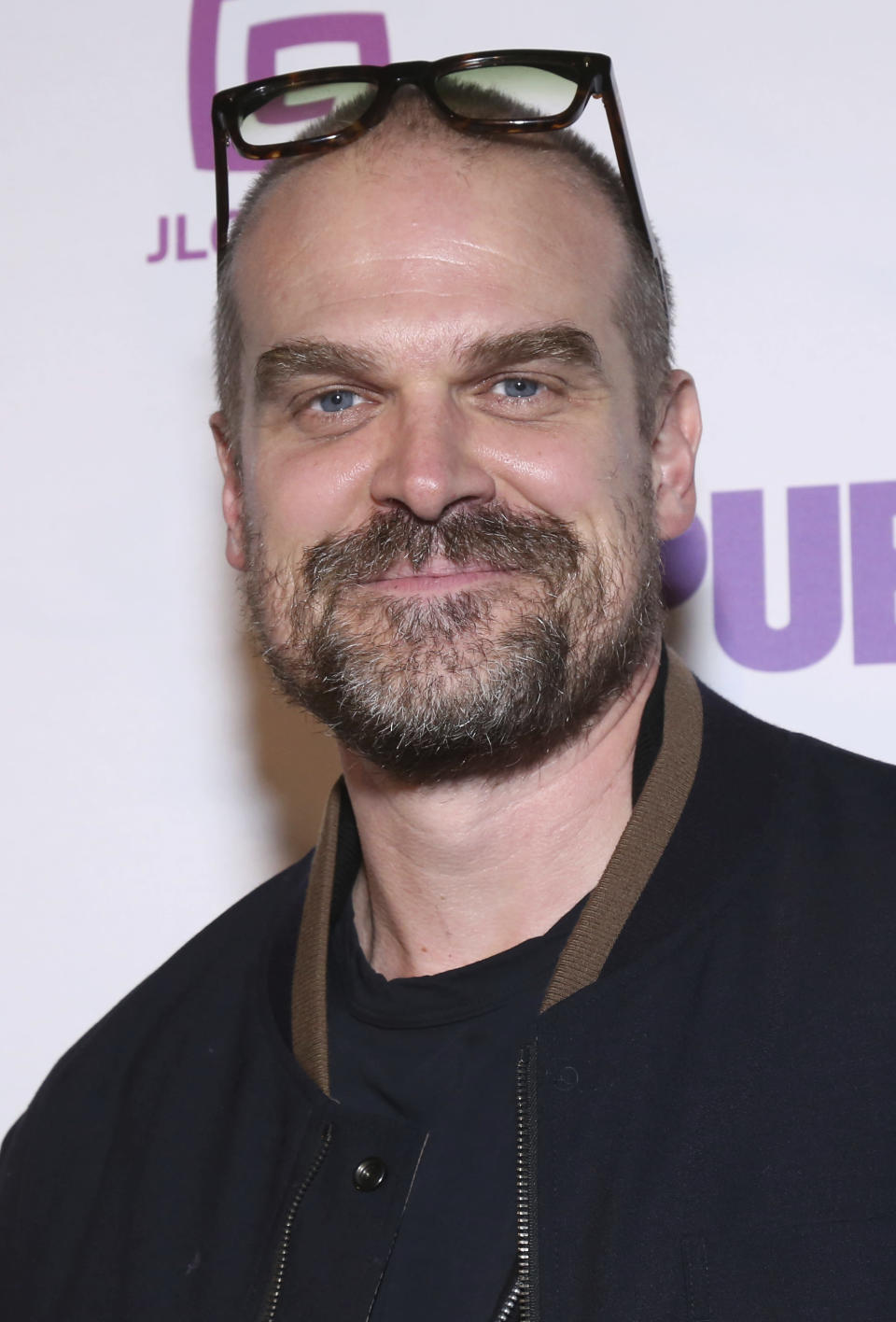 David Harbour at the 2021 Public Theater Gala at the Delacorte Theater - Credit: Joseph Marzullo/MediaPunch/IPx