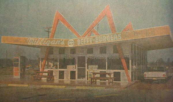 <p>This was the first Florida fast food drive through chain, and it was cherished and beloved in the city of Jacksonville. There were 10 locations at its height, but come 1974, the chain succumbed to the competition (otherwise known as McDonald's and Burger King).</p>