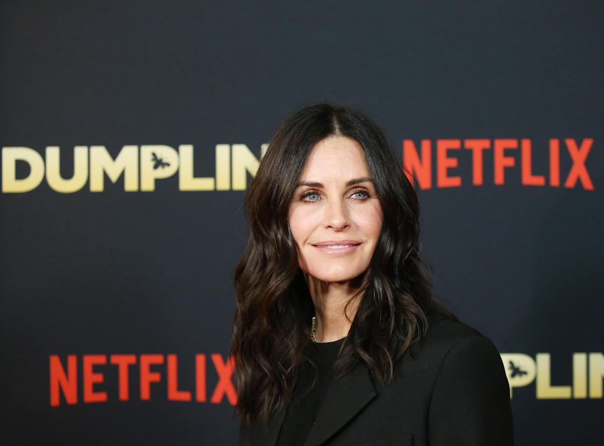 Courteney Cox felt 'hurt' at not being nominated for an Emmy. (Photo by Michael Tran/FilmMagic)