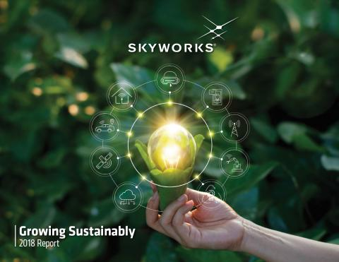 Skyworks Releases Positive Sustainability Report