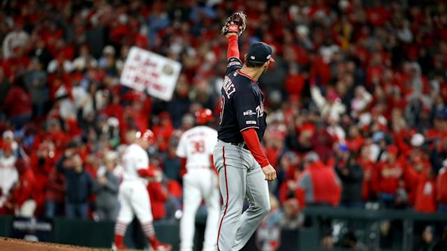 The Washington Nationals secured a Game 1 win against the St Louis Cardinals thanks to a virtuoso pitching performance from Anibal Sanchez.