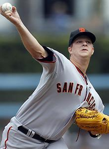 Matt Cain didn't allow a run in the 2010 playoffs or in his first start of 2011
