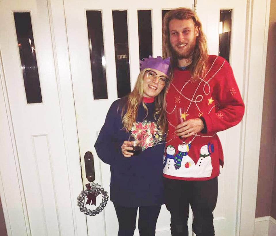 Pictured are NSW man Lucas Fowler and his American girlfriend Chynna Deese, were found dead on the Alaska Highway in British Columbia, Canada.