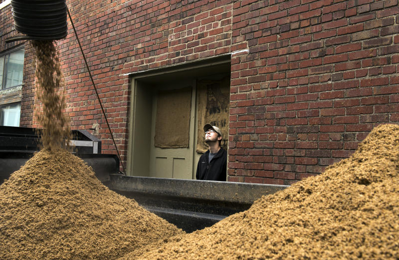 FDA backs off animal feed rule affecting brewers