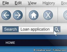 Websites make small loans available