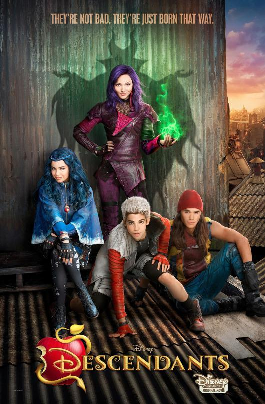 <p>This ratings megahit tells the Godfather-esque tale of the teenage son of Beauty and her Beast, who decides to do community outreach to the ne'er-do-well children of Maleficent, Cruella de Ville, and Jafar.<br><br><i>(Credit: Disney Channel)</i> </p>