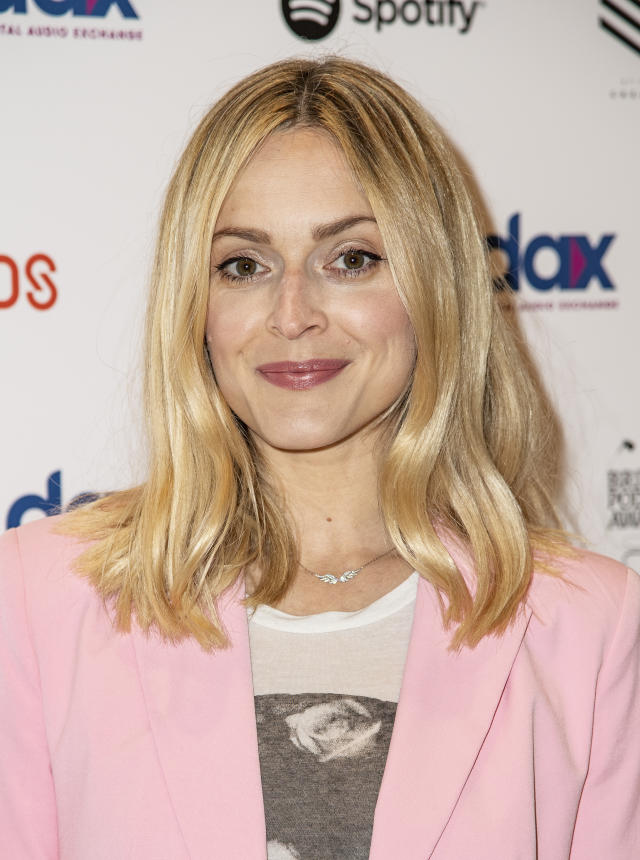 "Fearne claims she ""let go"" of the disorder ""overnight"" when she became a mother. [Photo: Getty]"