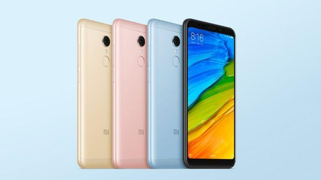 The Redmi Note 5 will complete Xiaomi's affordable lineup for 2018. It will be positioned above the Redmi 5A that sells for Rs 5,999 but will cost under Rs 8,000. It will sell on Amazon India website.