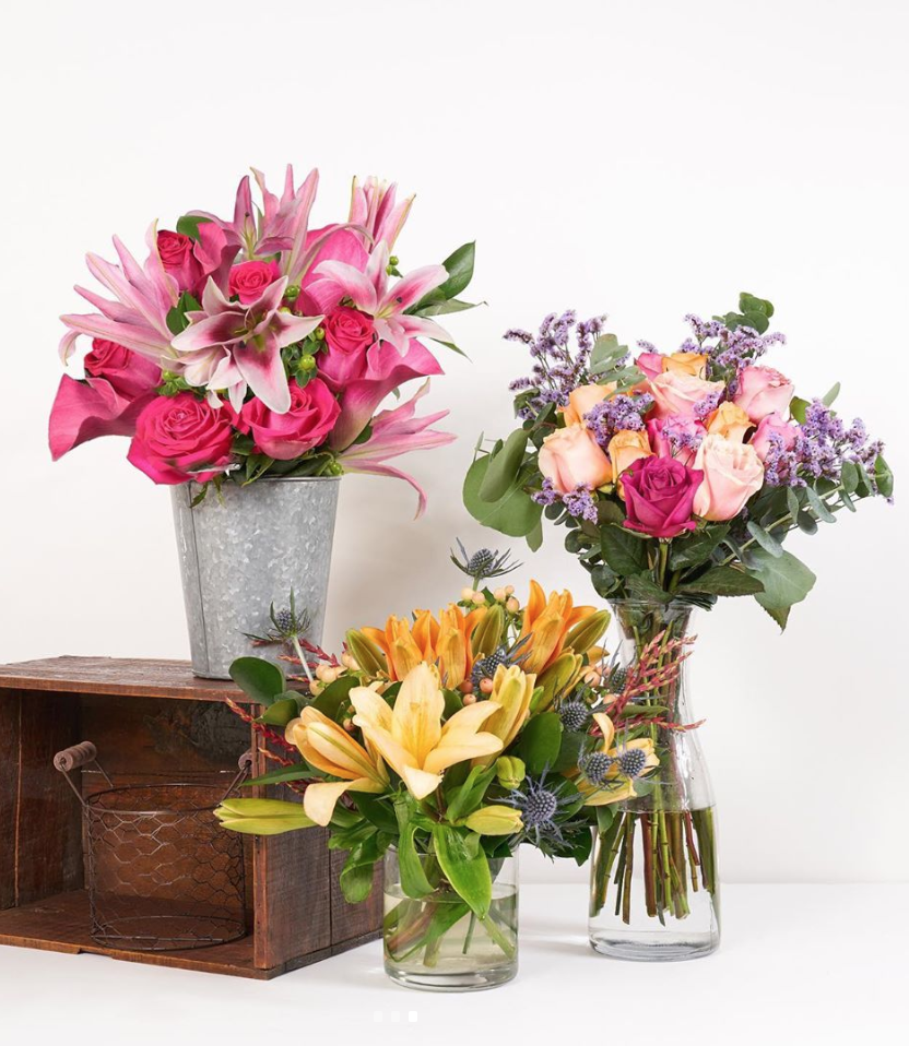 "<p>From flower farm to your living room table, the California-based Bouqs Co. sources their stems from <a href=""https://www.oprahmag.com/life/g26809779/earth-friendly-o-list-april-2019/"" rel=""nofollow noopener"" target=""_blank"" data-ylk=""slk:eco-friendly"" class=""link rapid-noclick-resp"">eco-friendly</a> farms around the world that recycle water, minimize waste and use sustainable growing practices. Offering same-day and next day delivery, along with flower subscriptions that give 30% off regular prices (and free shipping!) The Bouqs Co. makes surprising a loved one with flowers a sustainable <em>and</em> affordable experience.</p><p><a class=""link rapid-noclick-resp"" href=""https://go.redirectingat.com?id=74968X1596630&url=https%3A%2F%2Fbouqs.com%2F&sref=https%3A%2F%2Fwww.oprahmag.com%2Flife%2Fg32053111%2Fbest-flower-delivery-services%2F"" rel=""nofollow noopener"" target=""_blank"" data-ylk=""slk:SHOP NOW"">SHOP NOW</a></p>"