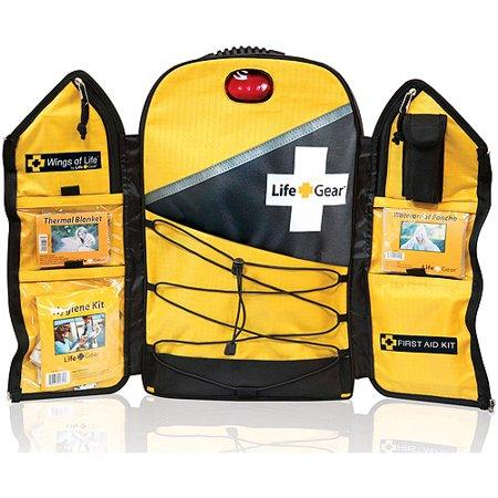 "Life Gear ""Wings of Life"" Emergency Survival Kit (Photo: Walmart)"