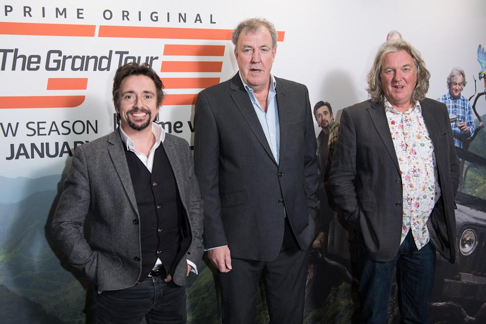 The Grand Tour (Credit: Jeff Spicer/WireImage)