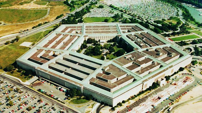 The Pentagon. (Getty Images)
