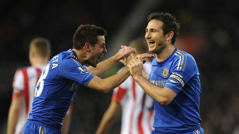 Azpilicueta happy to have 'special' Lampard back at Chelsea