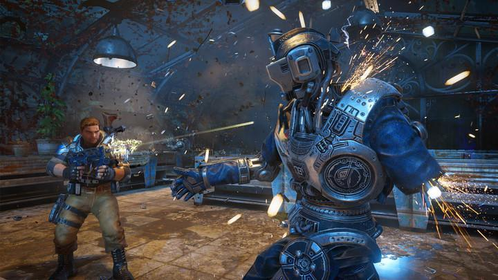 how gears of war captures the series essence interview
