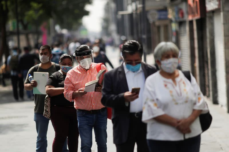 Mexico registers 3,805 new coronavirus cases, 473 more deaths