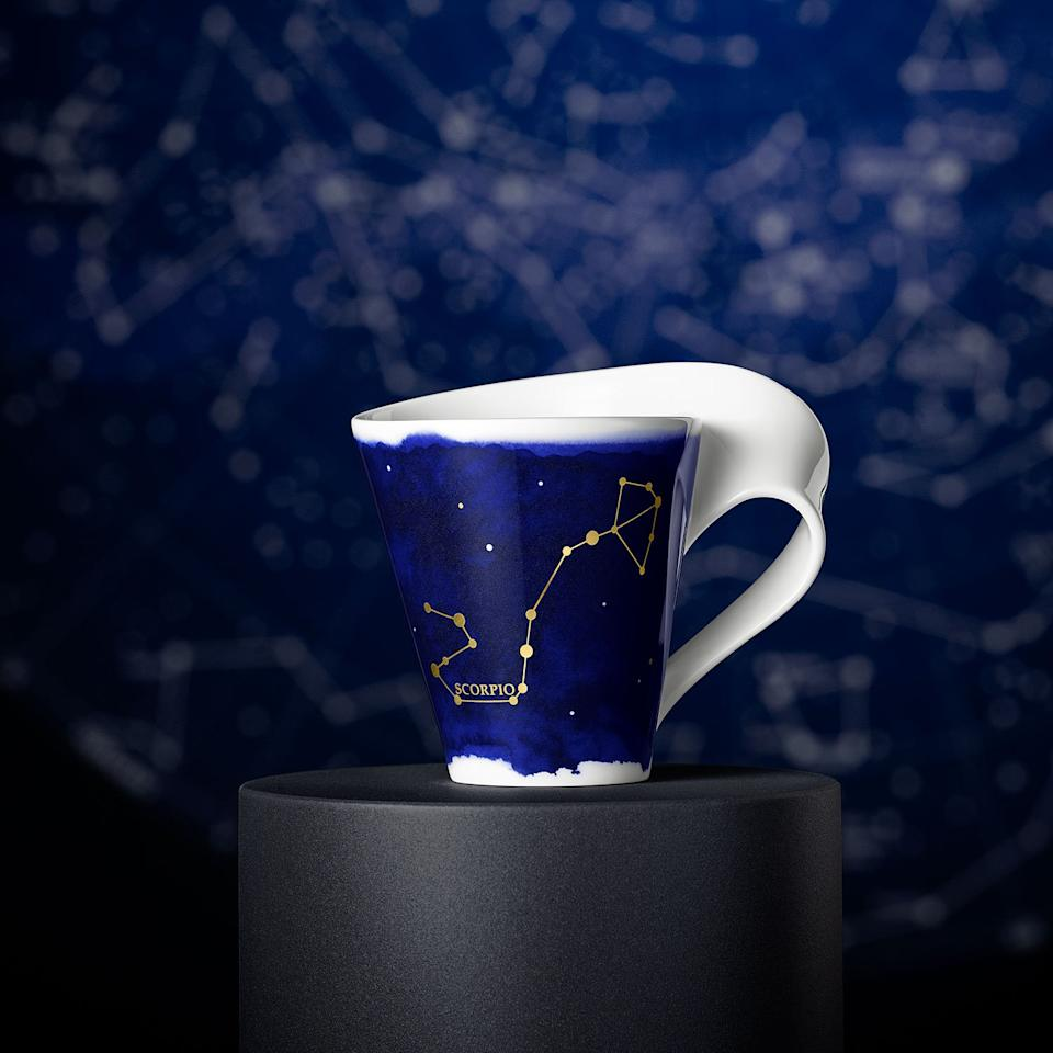 Zodiac Mug (Photo via Villeroy & Boch)