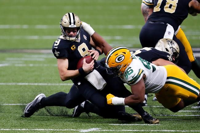 Slumping Saints express urgency to clean up their act