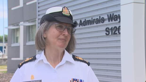 Alena Mondelli has served almost 30 years in the Canadian Armed Forces. (CBC - image credit)