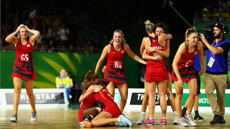 Commonwealth Games 2018: England make netball history, Bolt questions retirement
