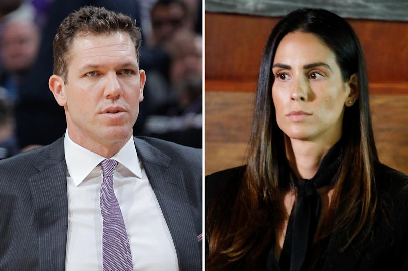 TV Reporter Kelli Tennant Accuses NBA Coach Luke Walton of Sexual Assault: 'He Laughed at Me'