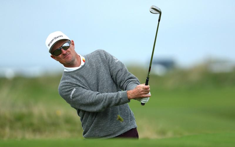 Justin Rose is targeting a couple of victories in upcoming events - Getty Images Europe