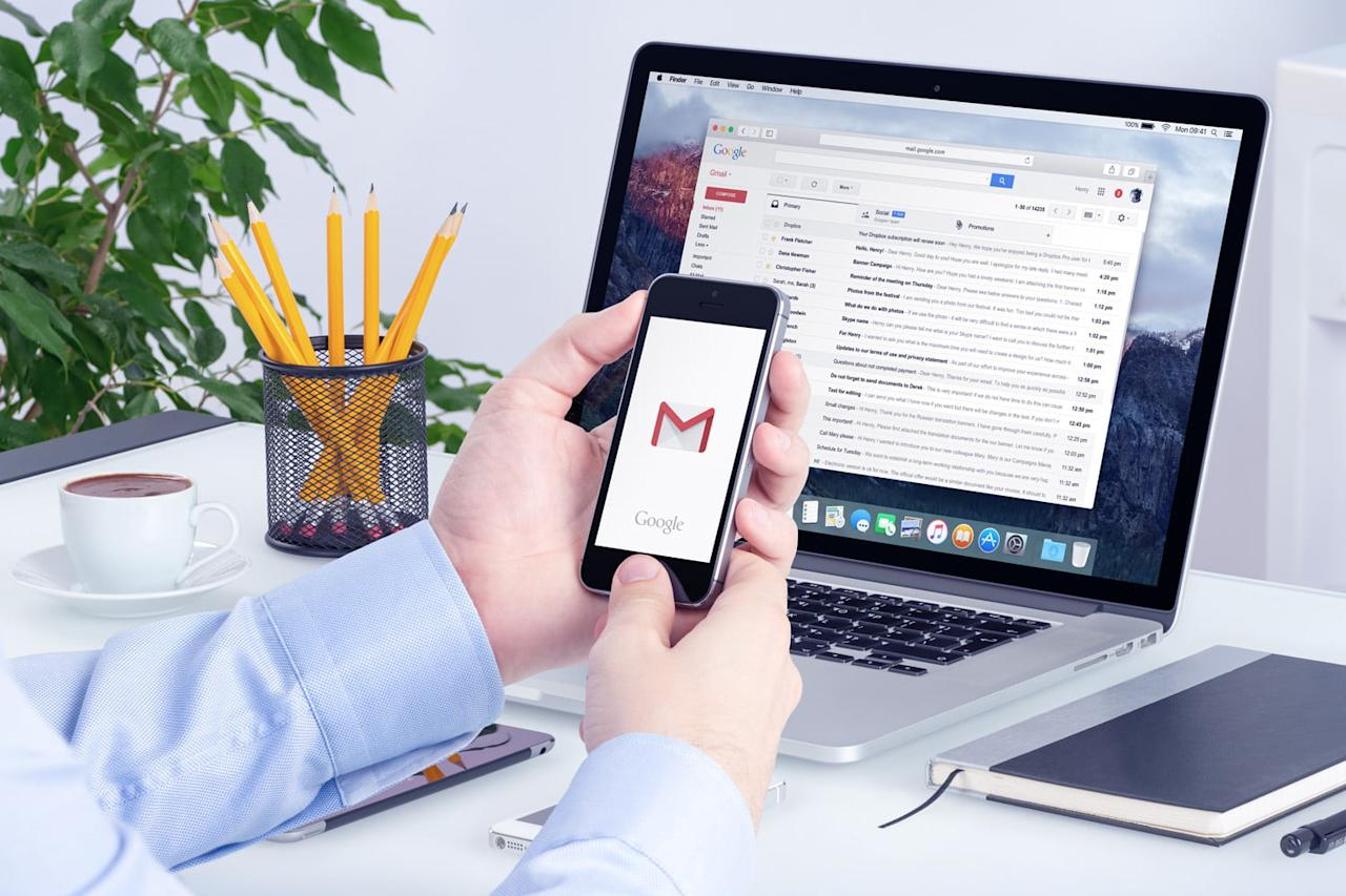 Use Gmail on an iPhone or iPad? Then you'll be pleased to know that in the coming days, Google is updating the app with an anti-phishing security check designed to stop you getting scammed.